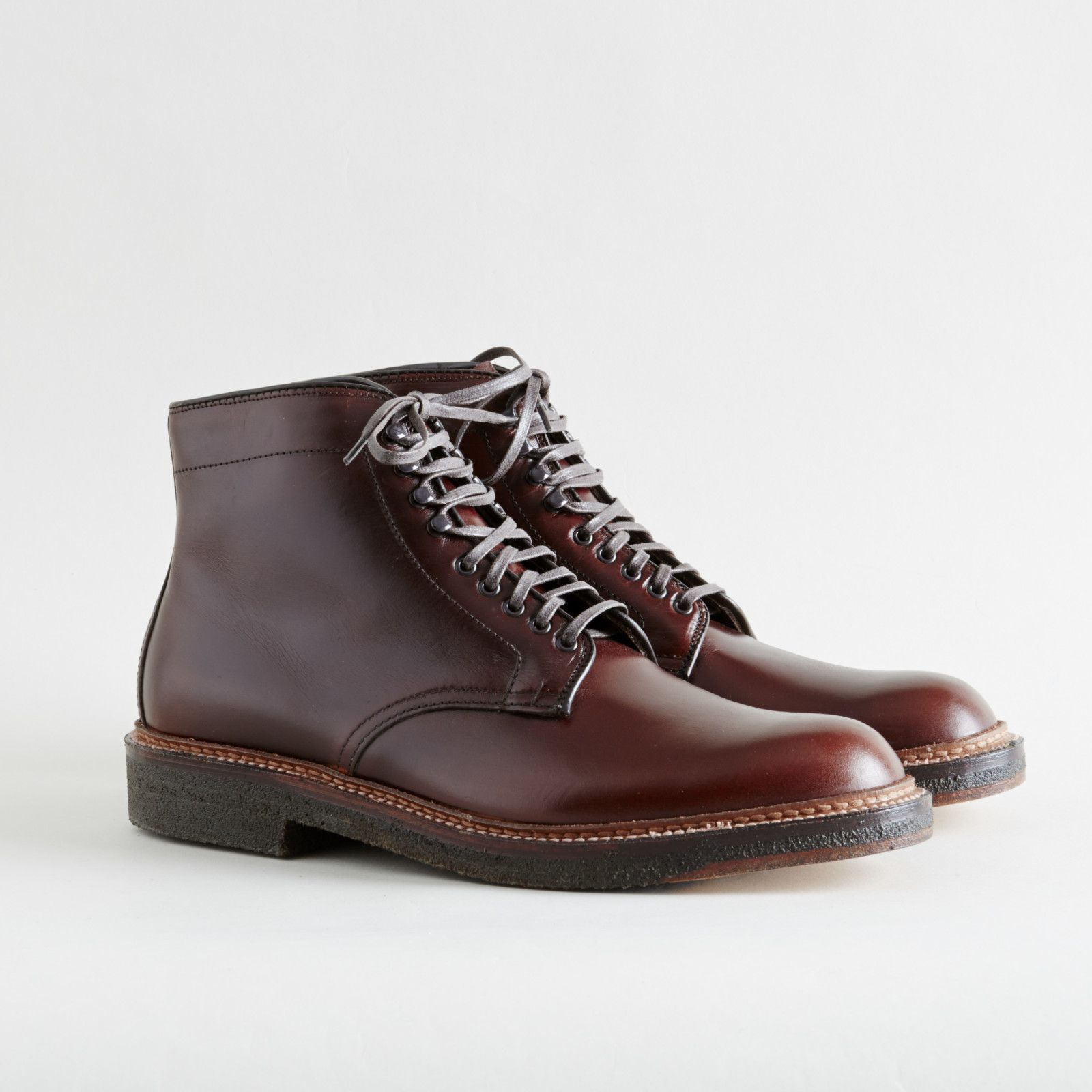 d69ec31caf Alden   Context Clothing Collaboration  Roy Boot