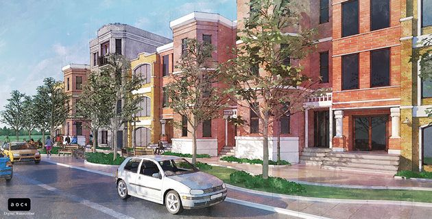 CGarchitect - Professional 3D Architectural Visualization User Community | NPR Artesian Apartments Scene 6
