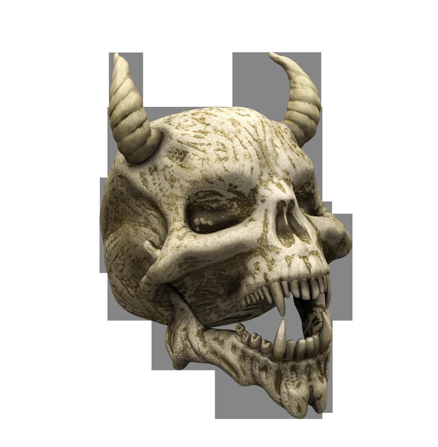 Demon Skull 4