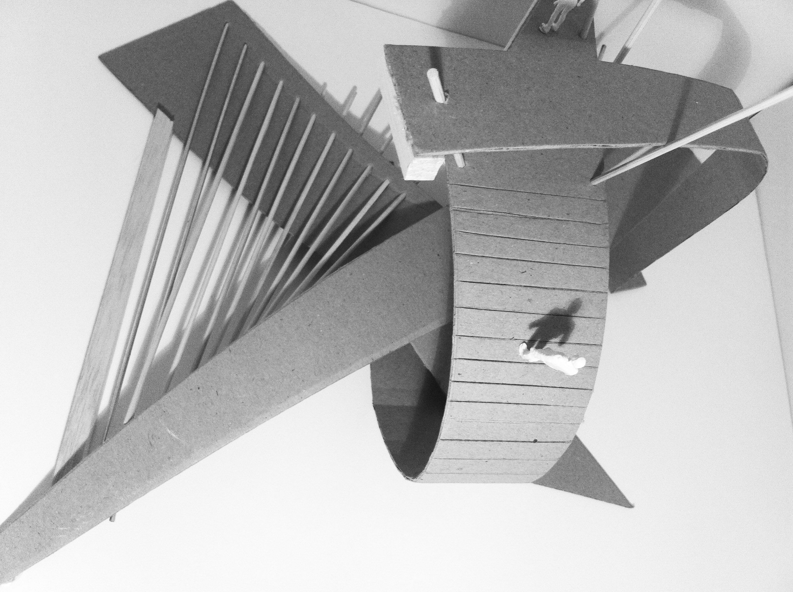 Architecture Design Models 3d abstract structure - google search | 3s absract | pinterest