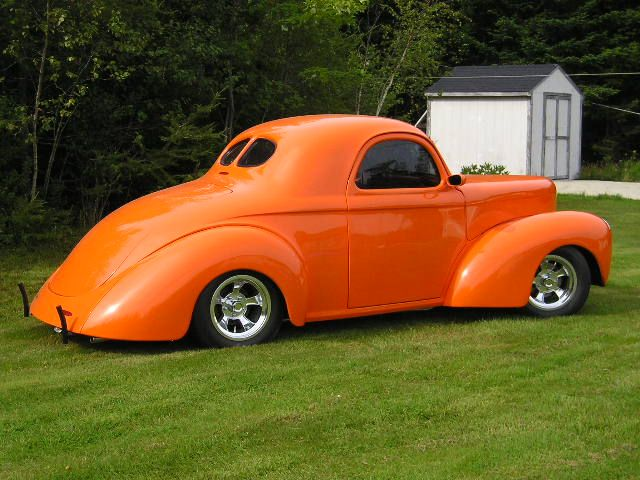 Willys Coupe Street Rod