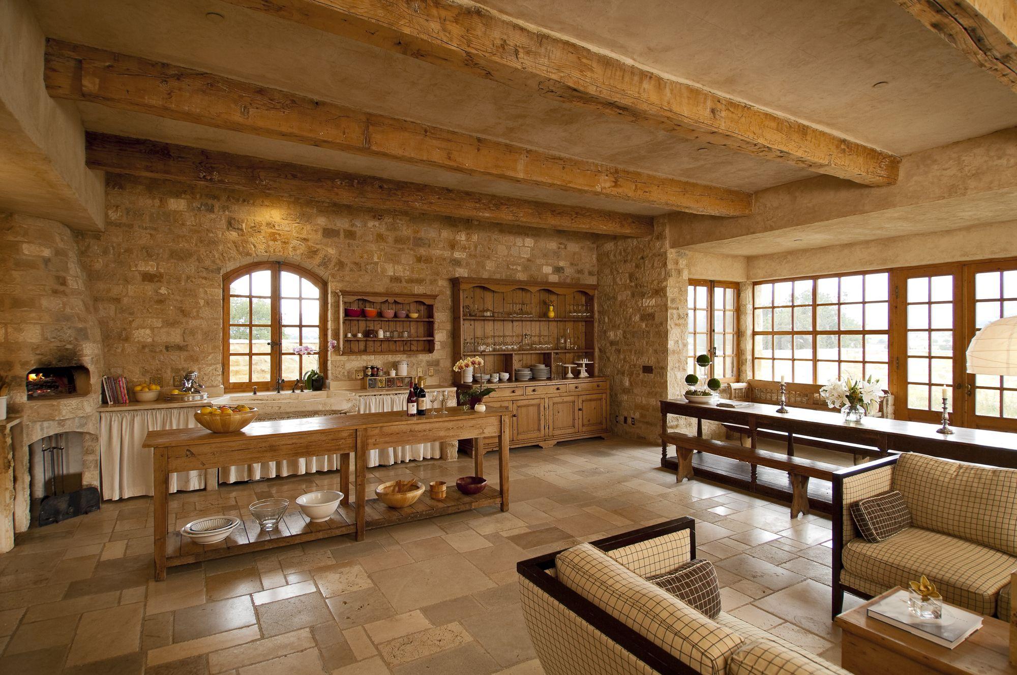 villa packages | sunstone winery - villa kitchen | interiors