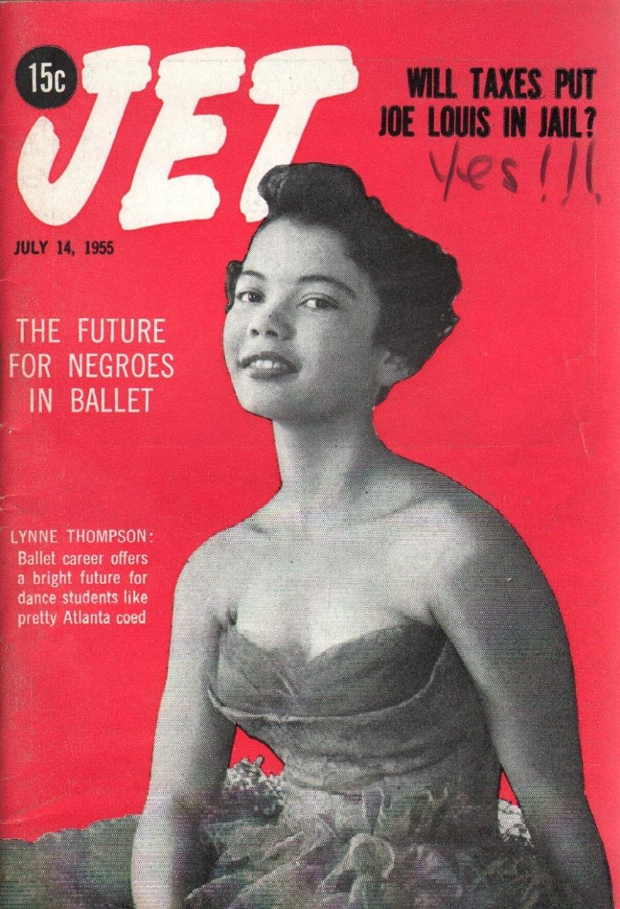 Jet July 14 1955 - Ephemera Forever | Jet magazine, Ebony ...