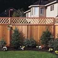 Image Result For Ideas To Make Fence Taller