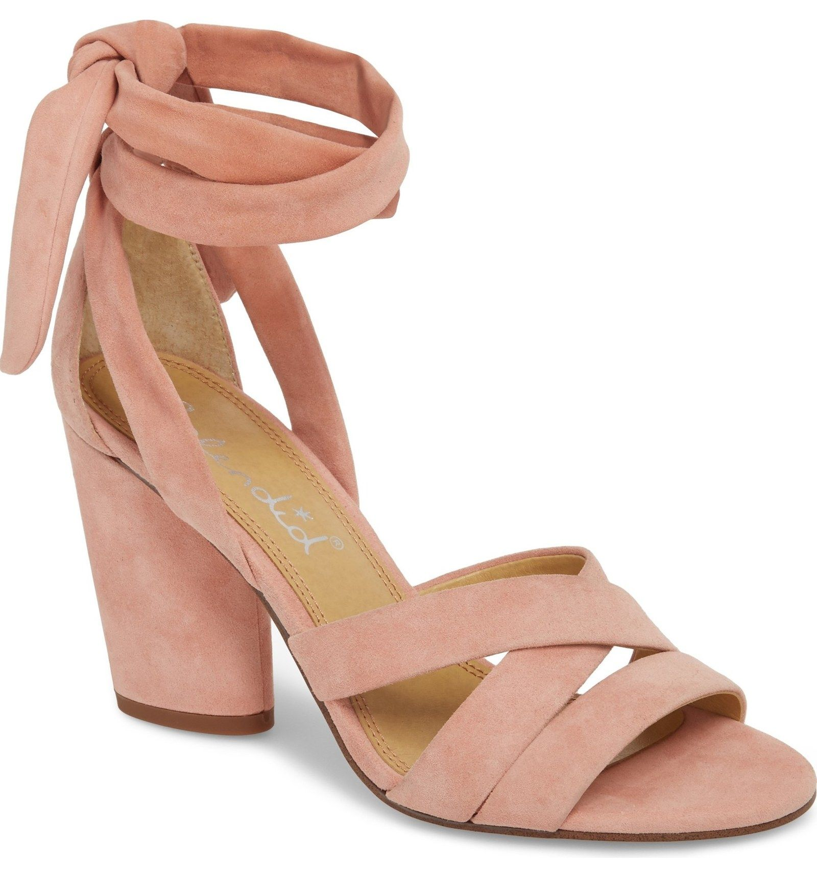 27 Comfy Pairs Of Heeled Sandals You