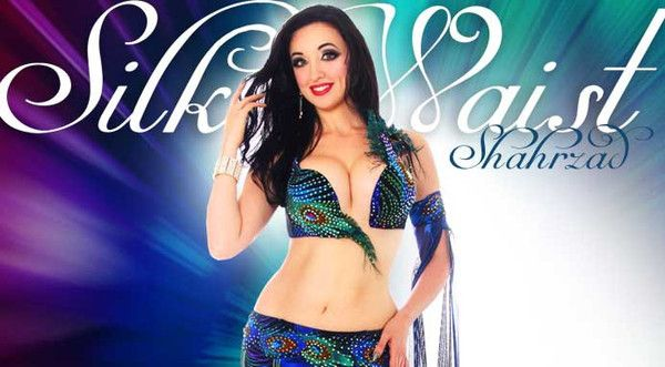 Silk Waist: Belly Dance Abdominal Isolations with Shahrzad | Belly