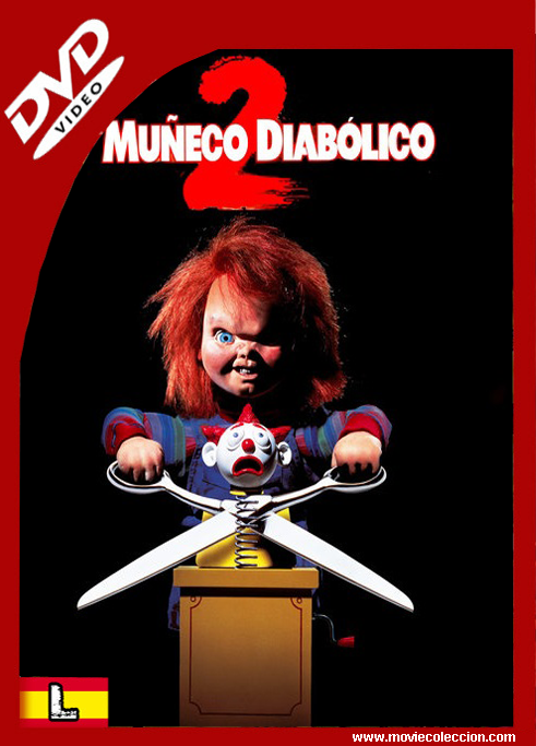 Http Moviecoleccion Com 2016 05 Chucky El Muneco Diabolico 2 1990 Html Full Movies Online Free Full Movies Free Movies Online