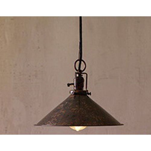 rustic overhead lighting. Antique Rustic Cone Shaped One Light Pendant Only Kalalou Dome Lighting Ceiling Li Overhead O