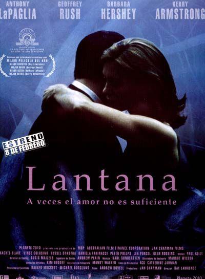 Cinelodeon.com: Lantana- Ray Lawrence.