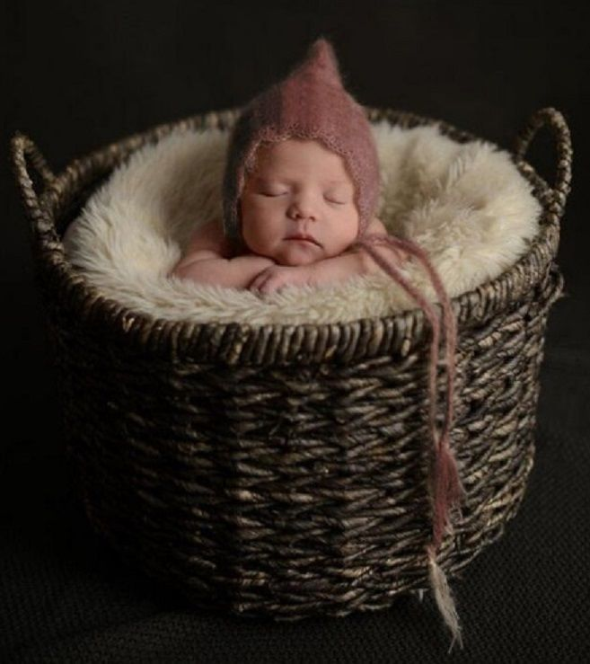 baby fotoshooting m tzchen m tze haube h ubchen mohair. Black Bedroom Furniture Sets. Home Design Ideas