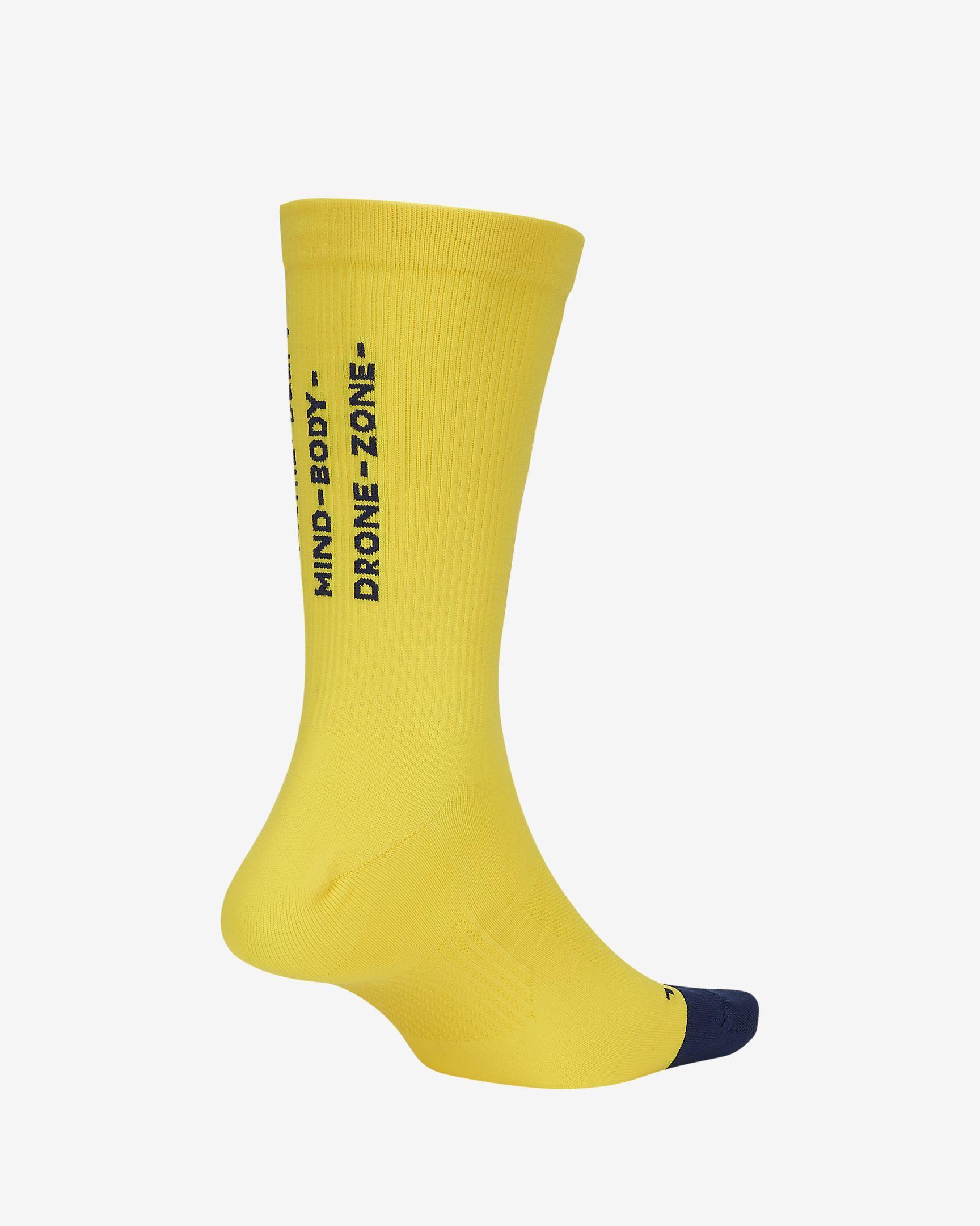 fermaglio pollice Artigiano  Nike Spark Lightweight Crew Graphic Running Sock
