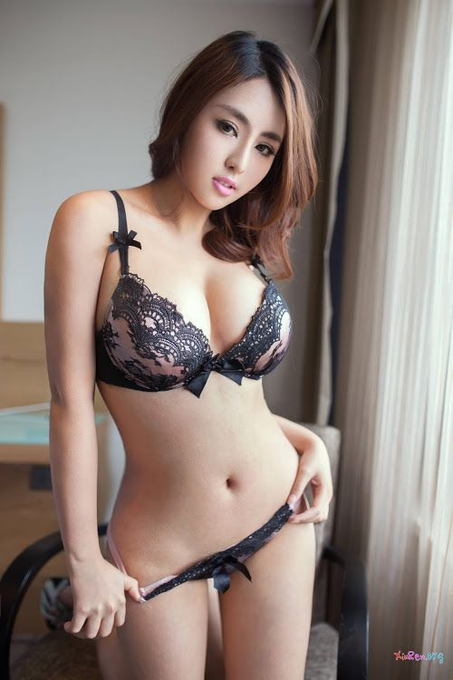 Hot asian girls with wet panties