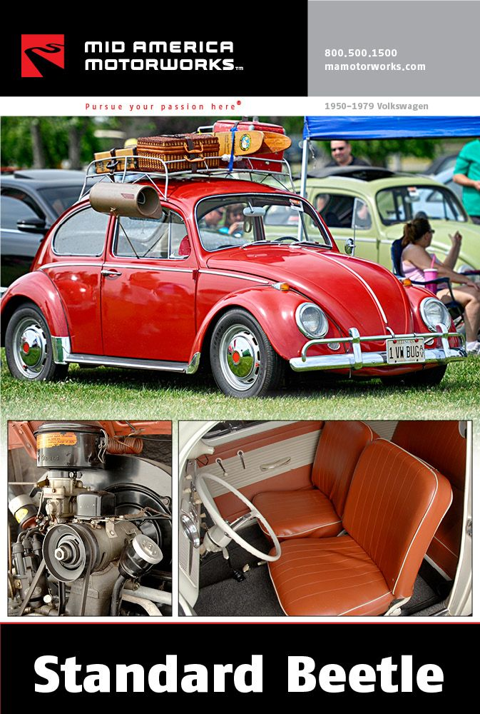Air-Cooled VW Beetle Click-n-Shop Electronic Catalog. http