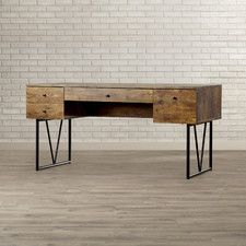 Granite 4 Drawer Writing Desk