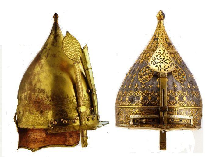 Casque Ottoman du 16eme siècle