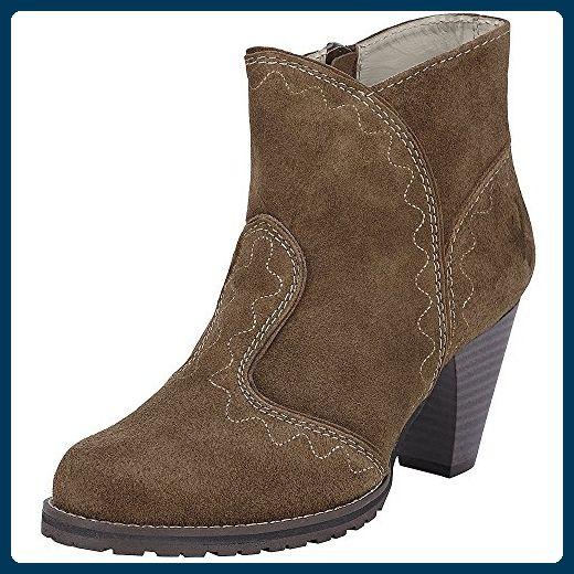 Spieth & Wensky: Walia Stiefel nougat, Gr.38 Stiefel für