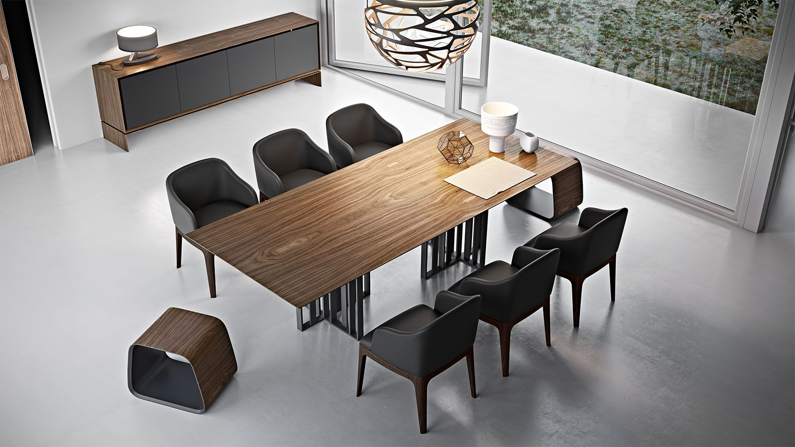 Modloft Spitalfields 106in Dining Table Mej10021 Official Store