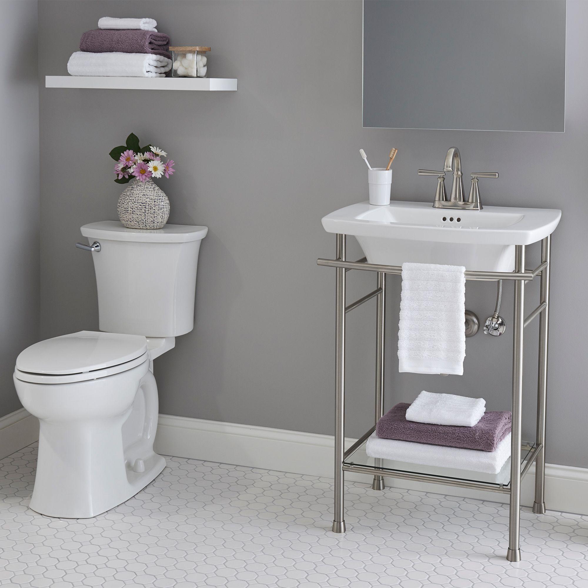 Edgemere Console Sink Bathroom Sink Tops Console Sink Pedestal