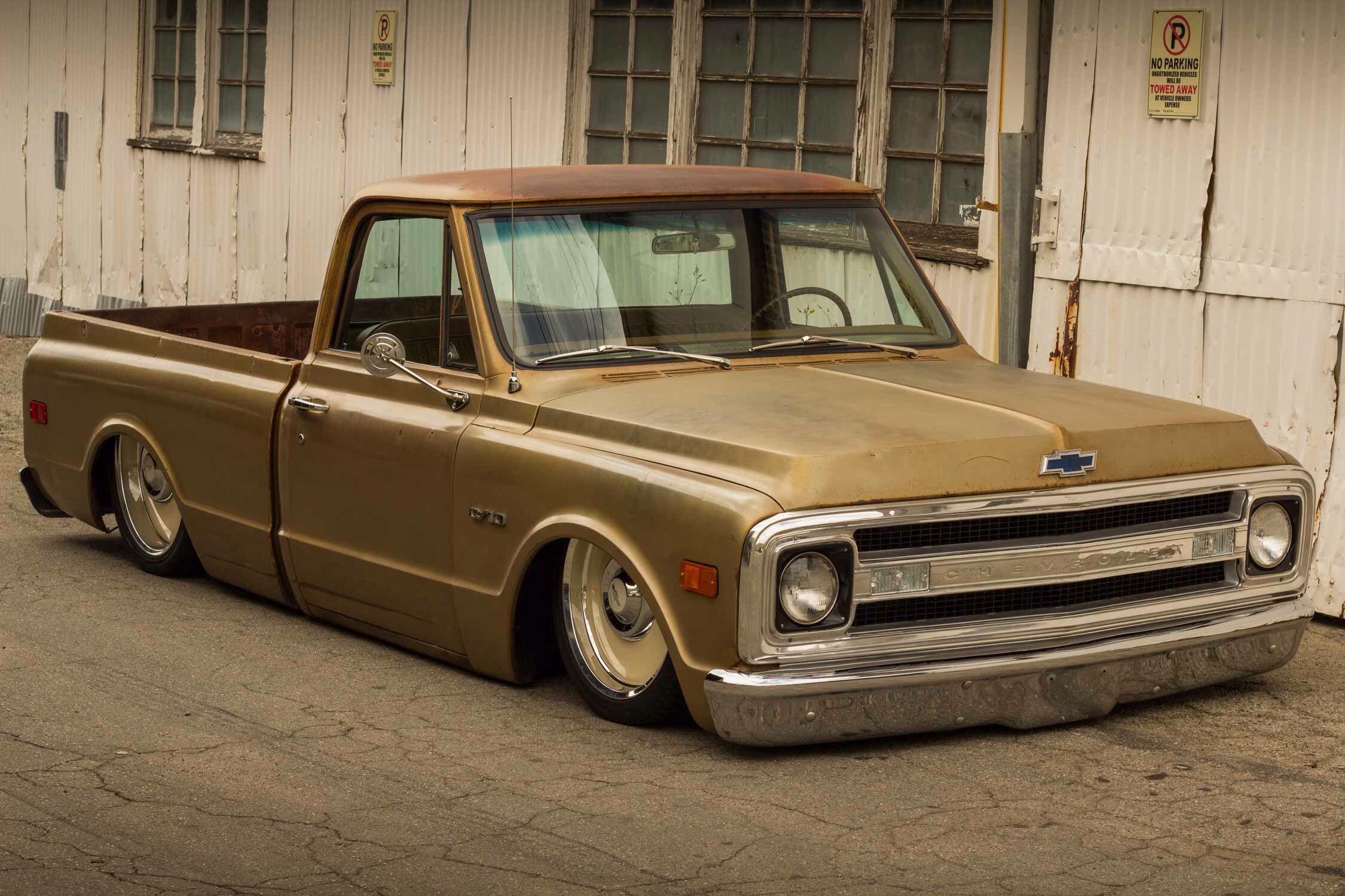 Nacho 69 70 chevy c10 trucks