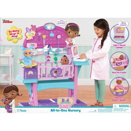 Toys Baby Nursery Sets Doc Mcstuffins Toys Baby All In One