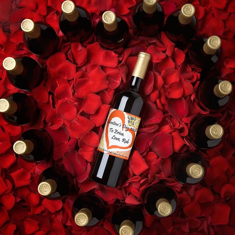 Valentine's Day Newsletter: Gift Ideas, Sale Items And More! #wine #beer #liquor #valentine