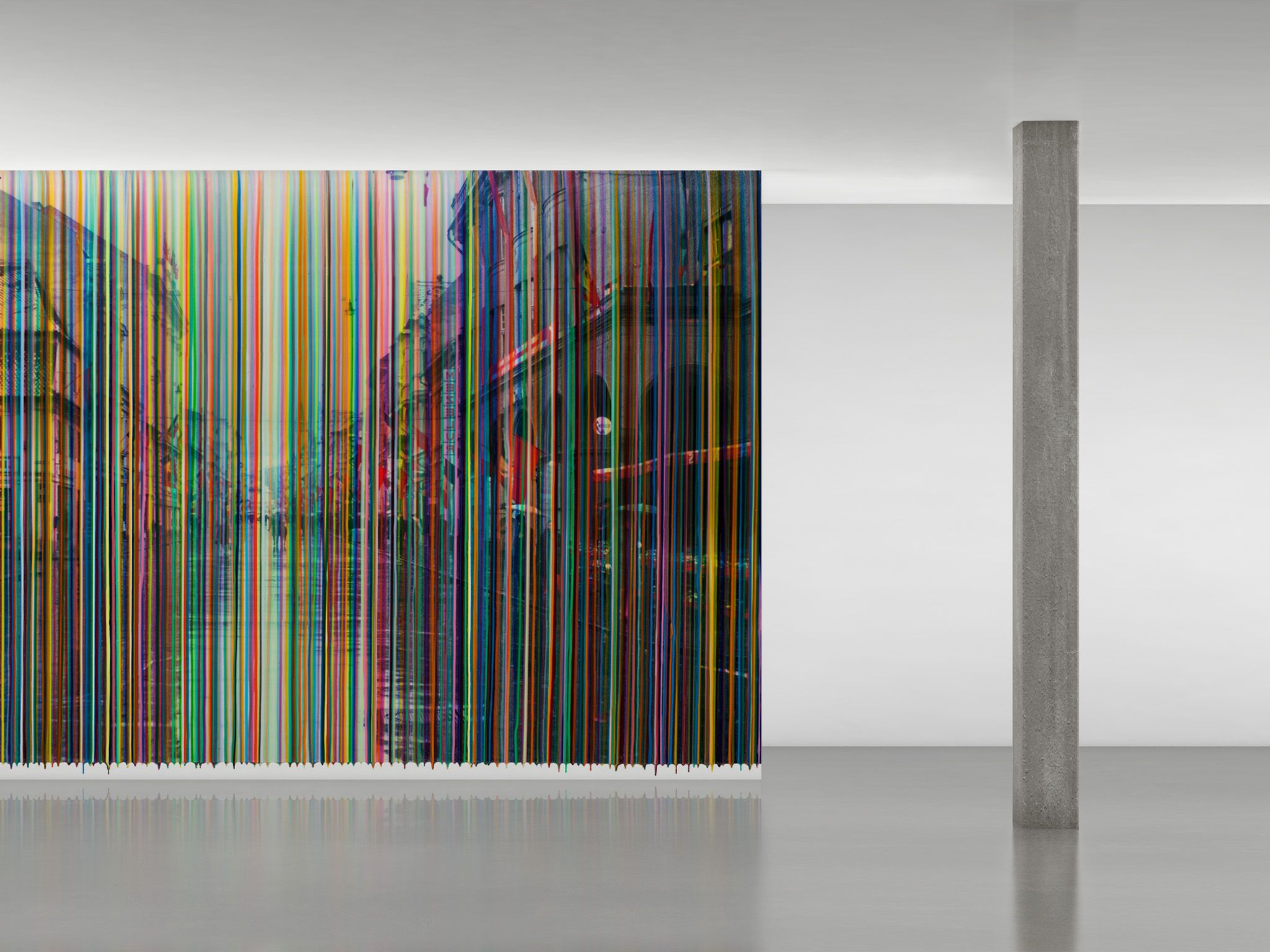 Maharam Digital Projects are large-scale wall installations created by esteemed artists, designers, illustrators, and photographers.