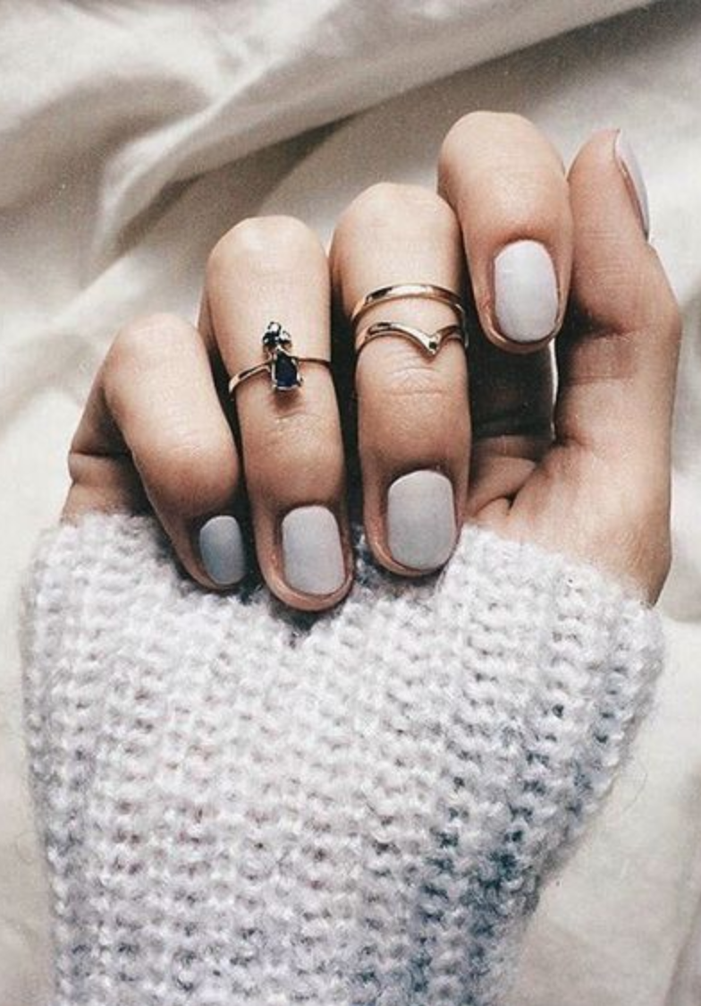 Pin by xcerin on polished | Pinterest | Ring, Autumn nails and Mani pedi