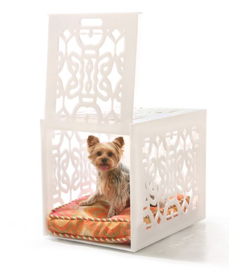 Wooden Table Dog Crate Cover 269 95 Malm Woodturnings Diy Dog