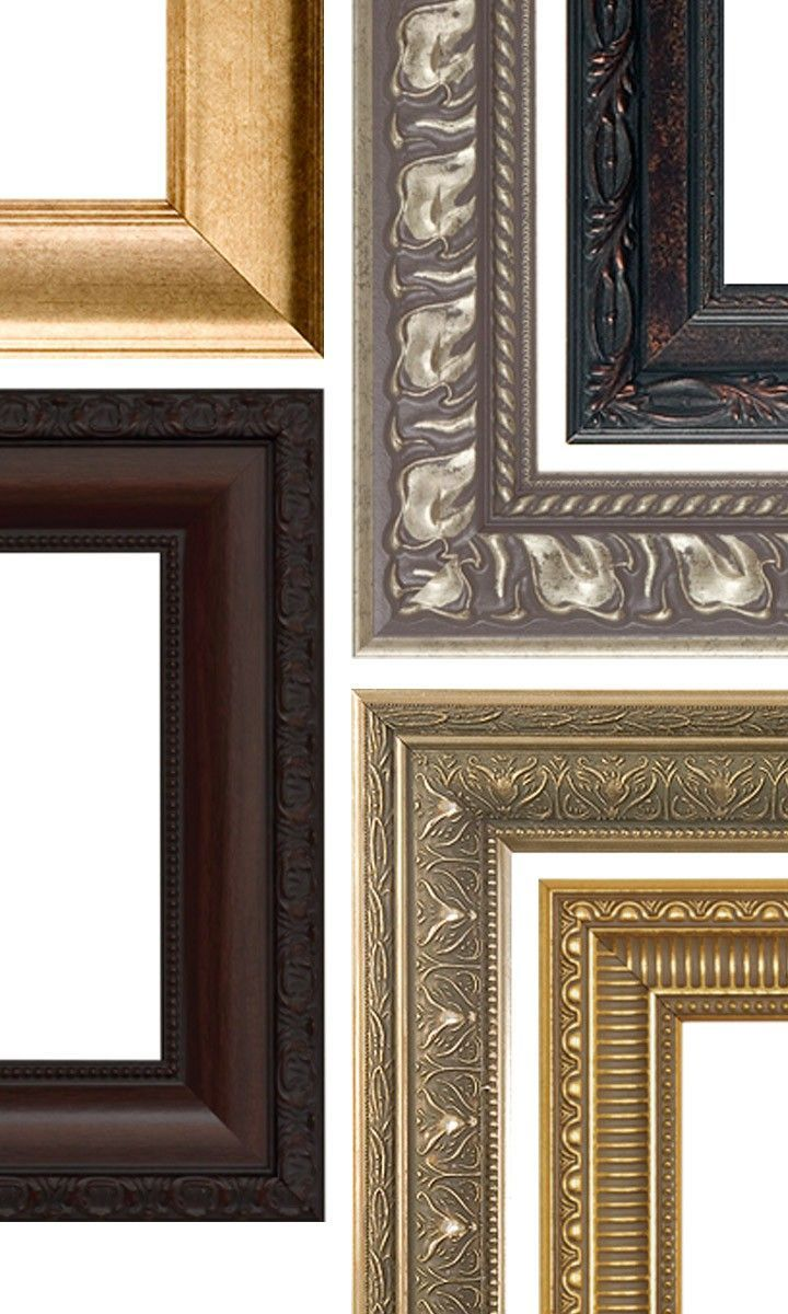 Frame that bare bathroom mirror in minutes with a diy
