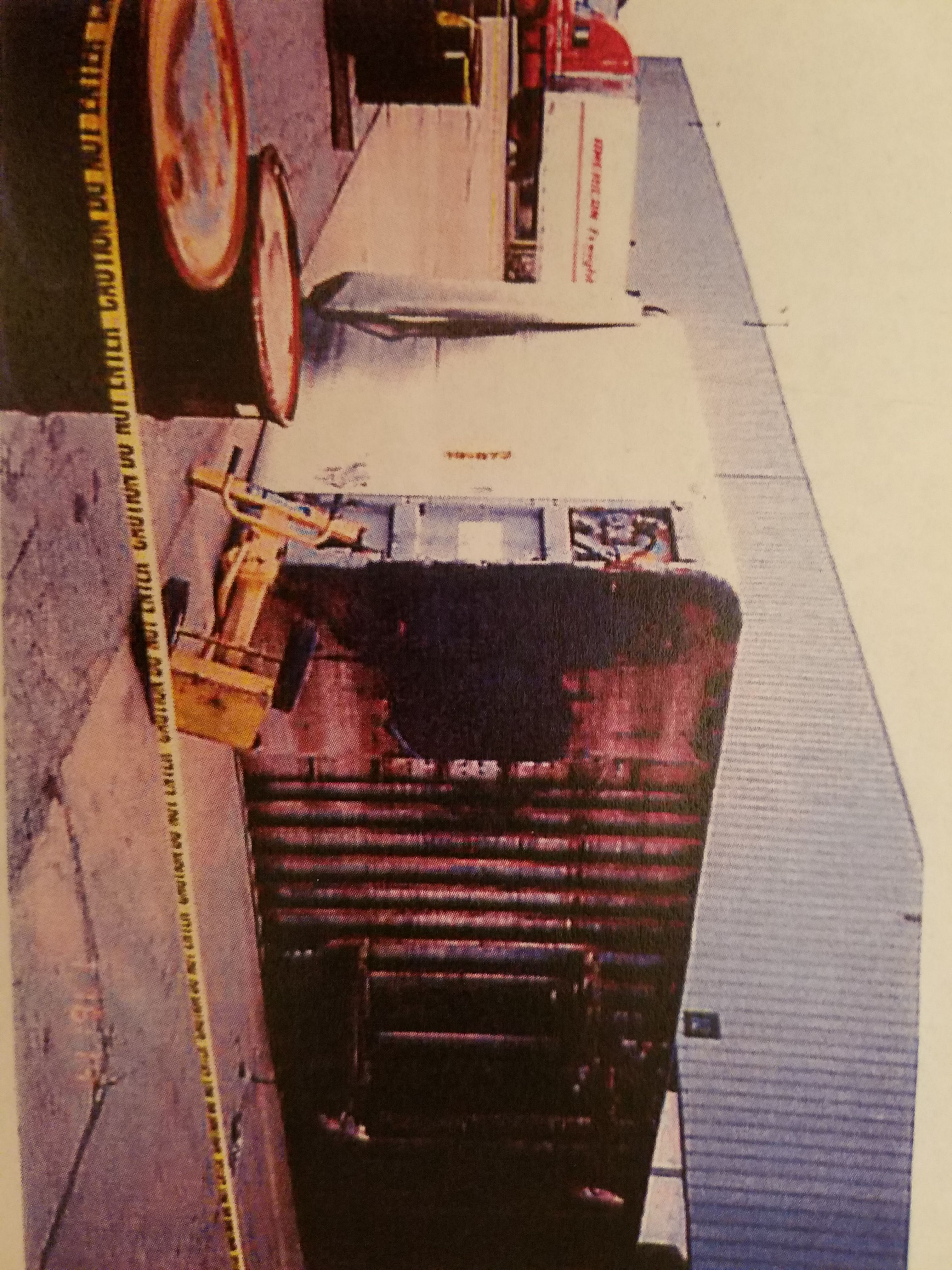 Uh oh! Avoid loading dock accidents like this with the
