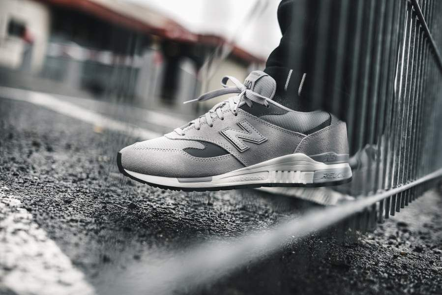 f4feaed859787 New Balance - ML840AF (grey / white) - 616941-60-12 | shlaps | New ...