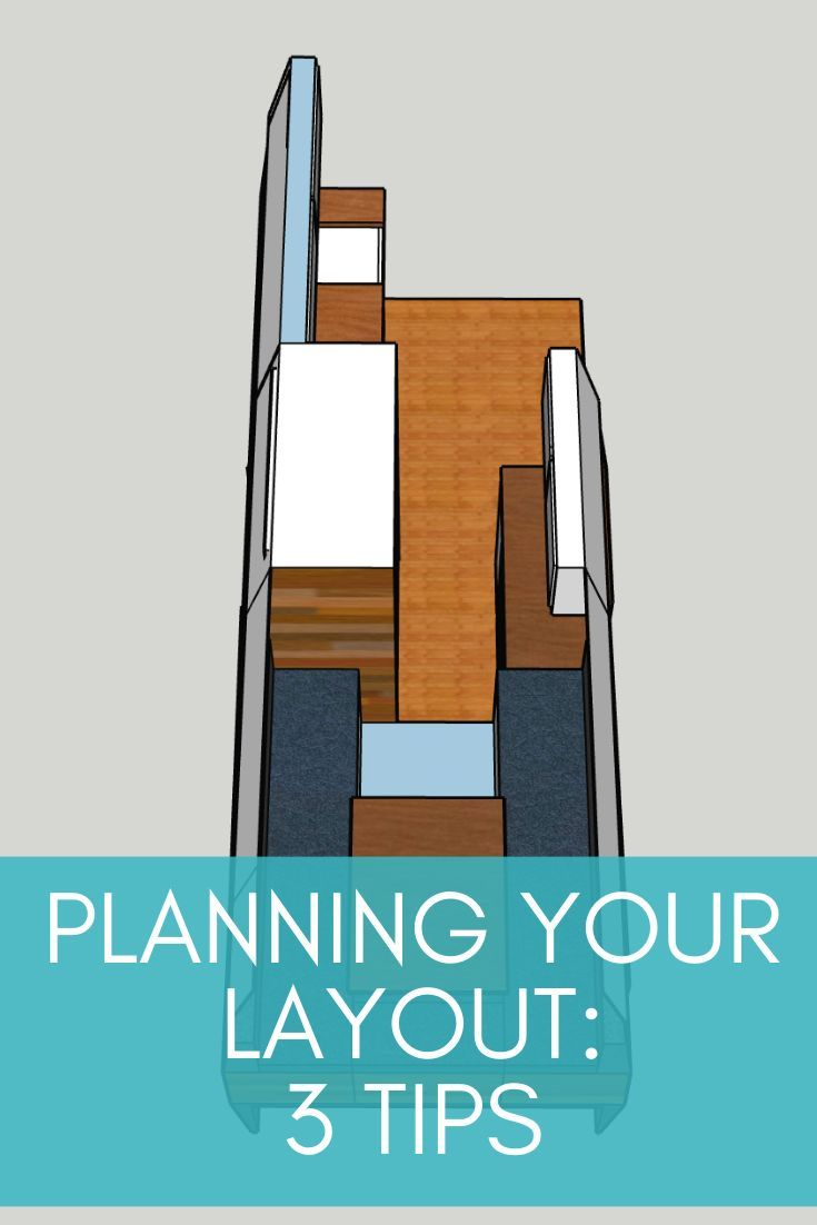 Planning Your Van Conversion Layout  3 Tips