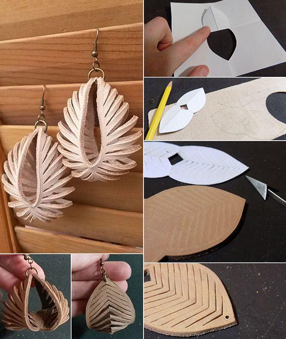 Was man alles aus Leder machen kann! #creativegifts