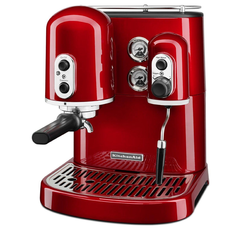 KitchenAid KES2102 Dual Boiler Manual Espresso Maker