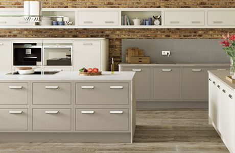 In-frame Kitchens - Traditional & Contemporary Hand ...