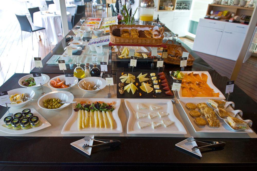 Desayuno en silken gran hotel domine bilbao m s info - Restaurante hotel domine bilbao ...