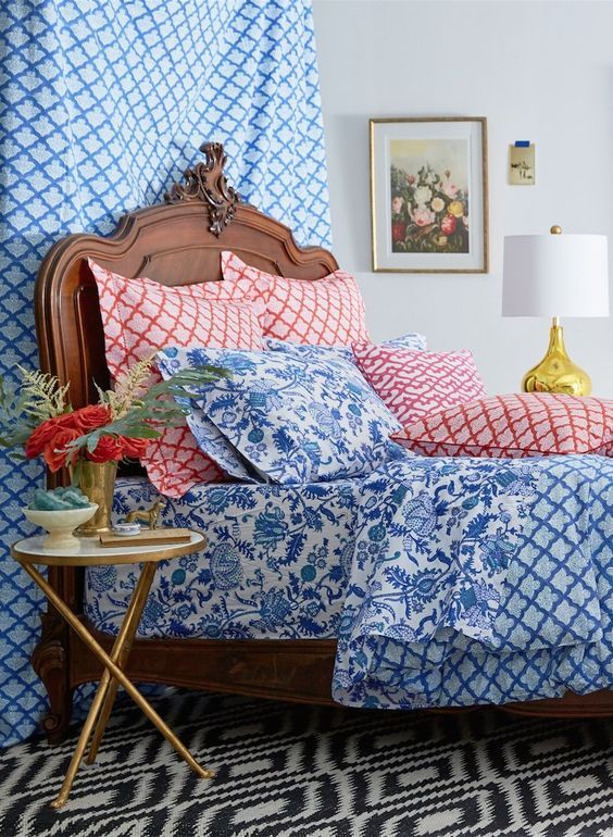 Design your next bedroom with bedding from the Roberta Roller ... : roberta roller rabbit quilt - Adamdwight.com
