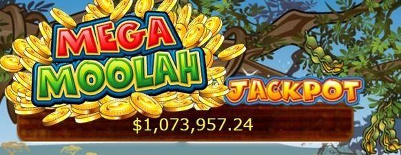 Mega Moolah Online Casino