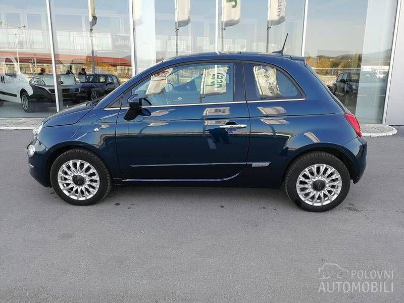 Fiat 500 C 1 3 Multijet 16 V 95 Cv Lounge Usata Color Grigio