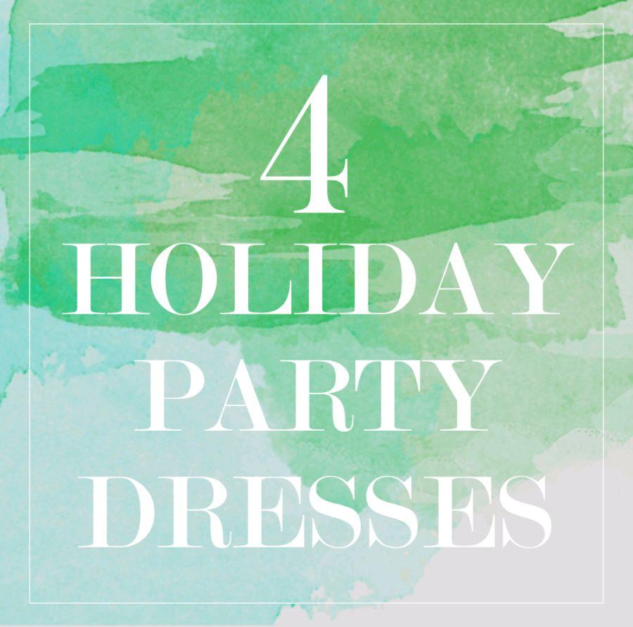 kraftmint 4 holiday dresses holiday dresses inspo 2014 #modcloth #dresses #holiday #christmas #fashion
