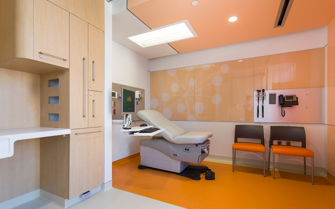 Rainbow Babies & Children's Hospital design by Stanley ...