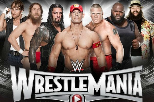 Wwe S Wrestlemania 31 Event Is March 29th