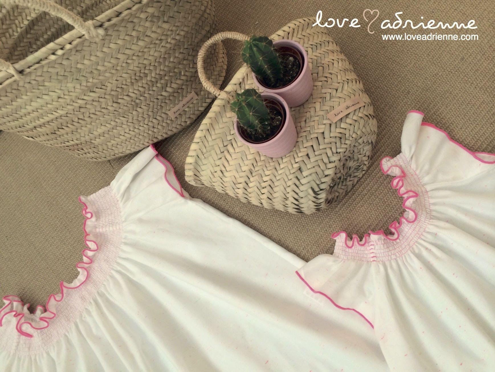 Love Adrienne//Primavera-Verano 17. Ideas #minime para vestir igual mujer y niña. #loveadrienne #primaveraverano2017