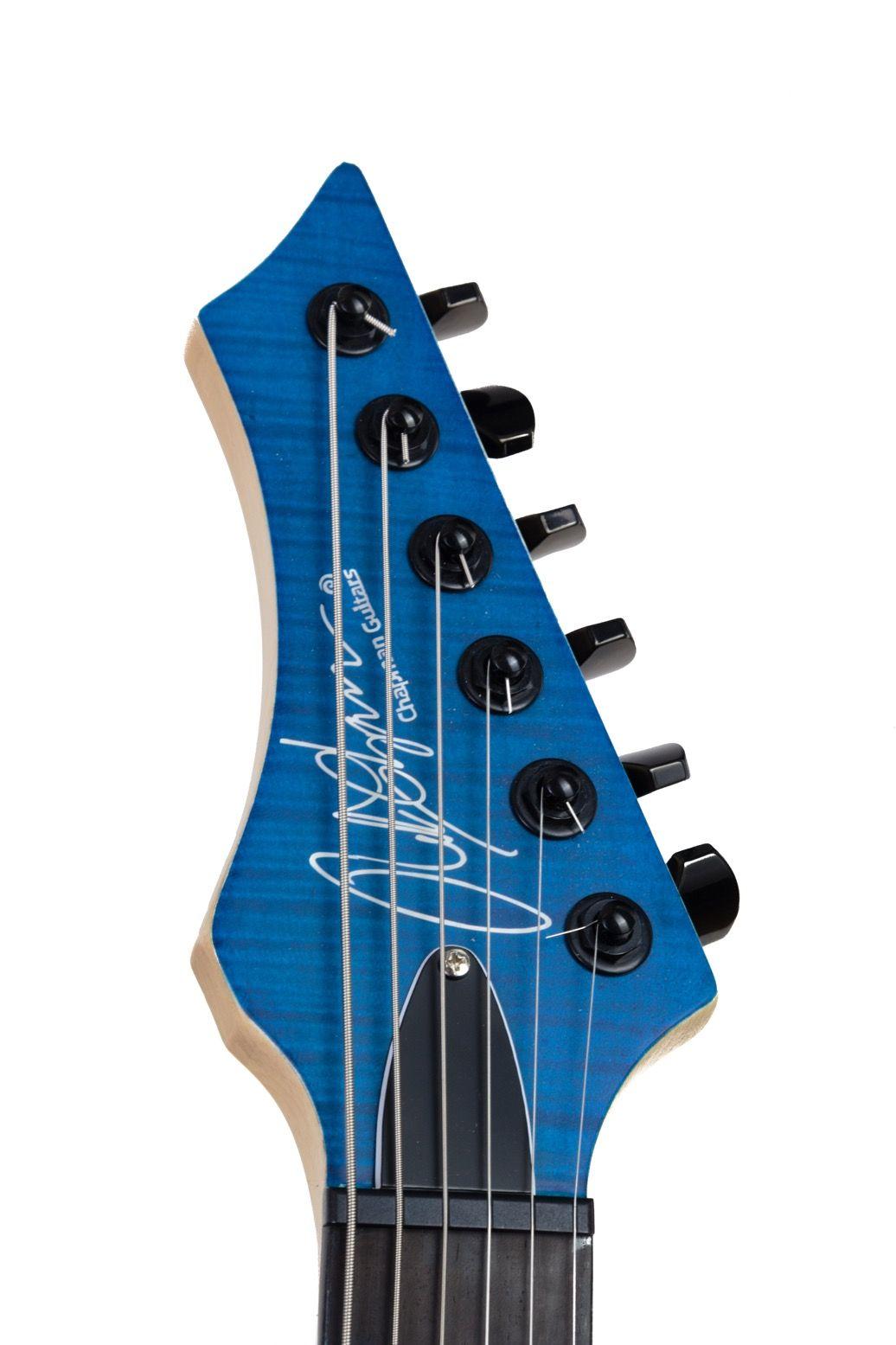 Ghost Fret | Chapman Guitars | Guitar Headstocks | Pinterest ...