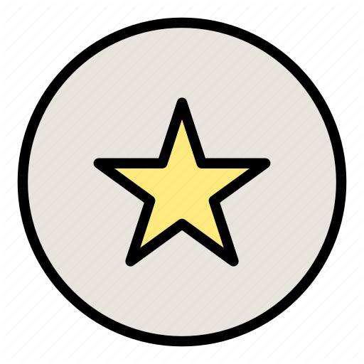 Rating Review Star Icon Download On Iconfinder Icon Stars Summer Icon
