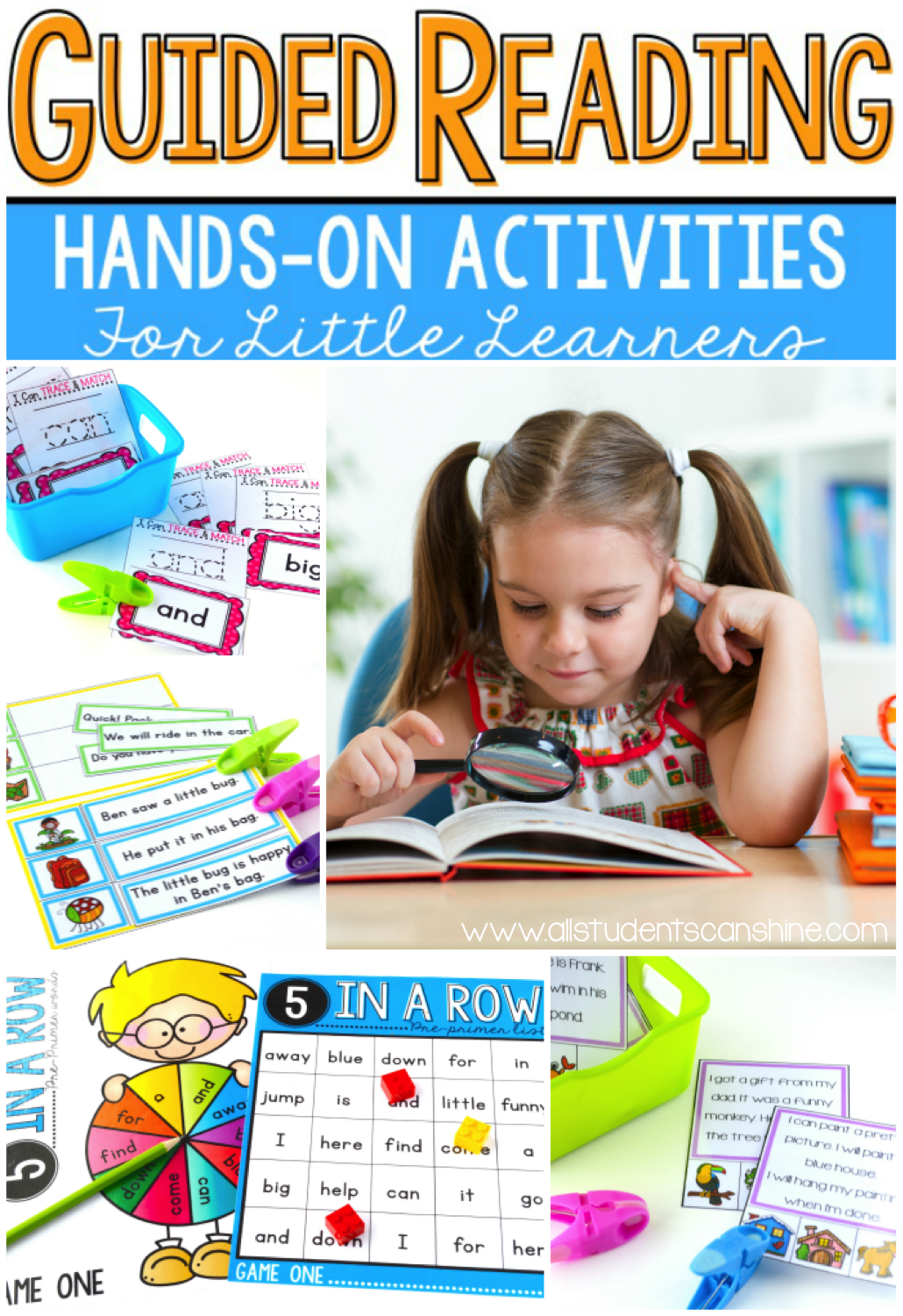 Guided Reading Games