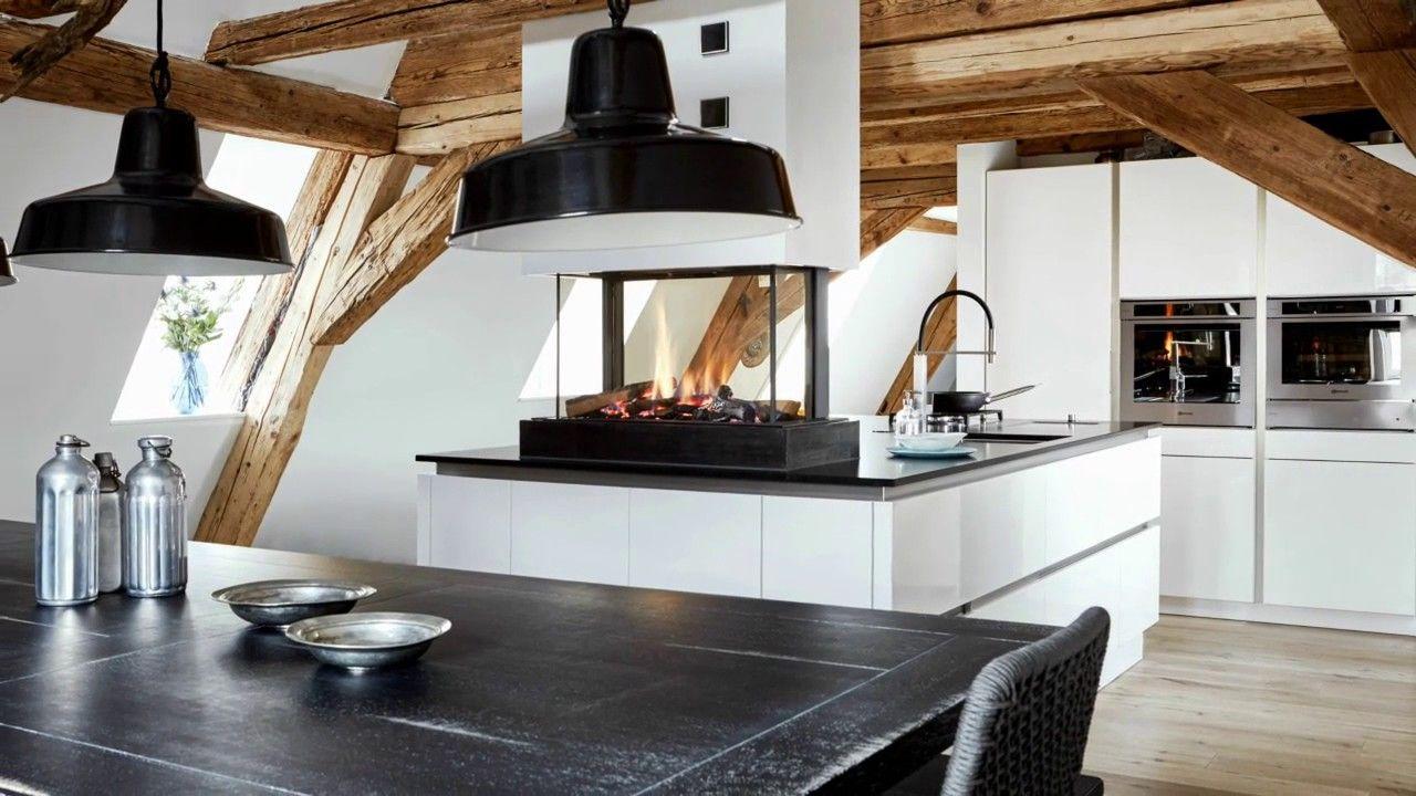 Tolle Kamin In Küchenschrank Zeitgenössisch - Küche Set Ideen ...