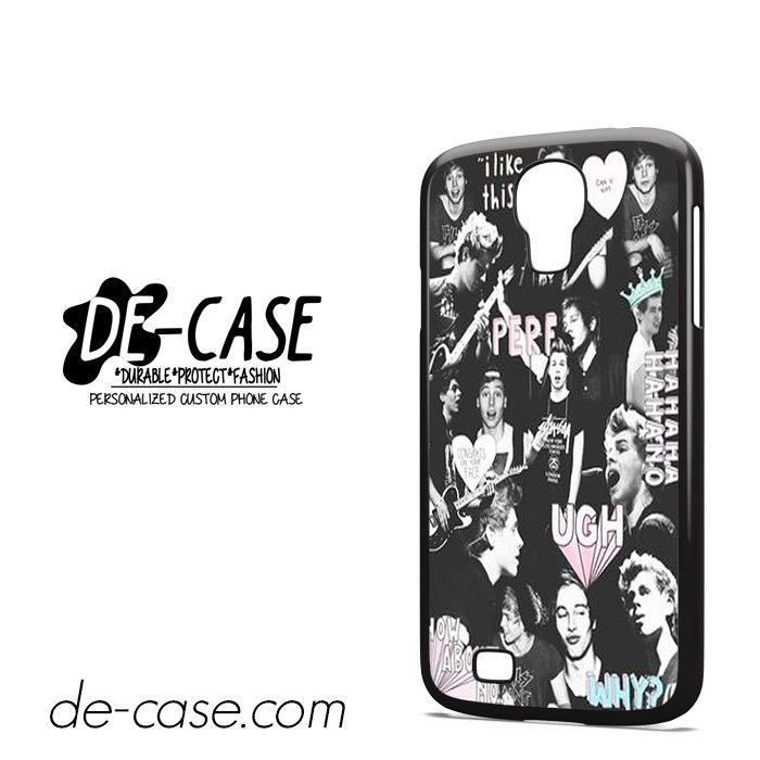 Hemmings Collage DEAL-5256 Samsung Phonecase Cover For Samsung Galaxy S4 / S4 Mini