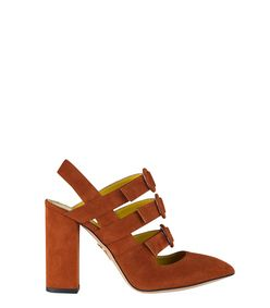 Charlotte Olympia: Strappy Pump