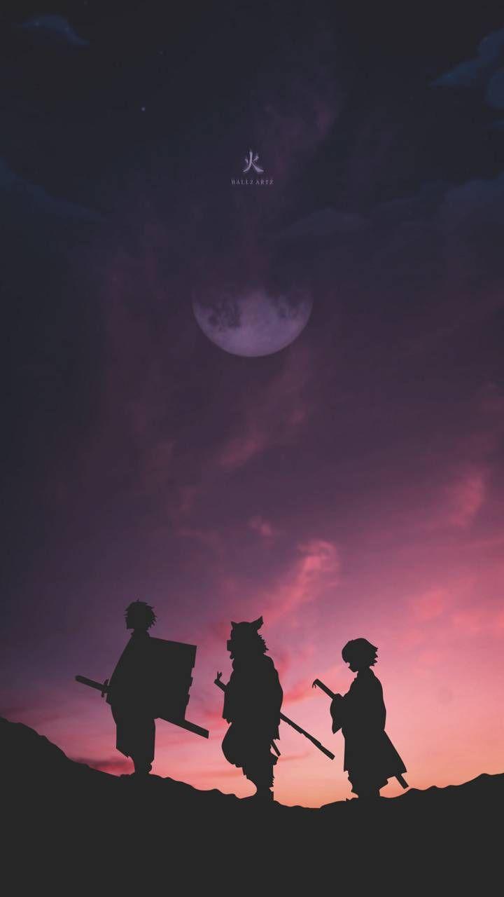 Kimetsu wallpaper by Ballz_artz - ccd7 - Free on ZEDGE™